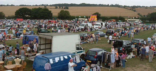 Car Boot Sales In Suffolk